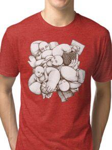 BASKETBOL Tri-blend T-Shirt