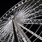 Niagara SkyWheel  by bradvanreenen