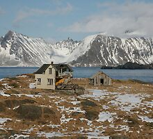The House II by Per E. Gunnarsen