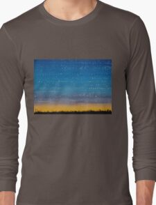 Western Stars original painting Long Sleeve T-Shirt