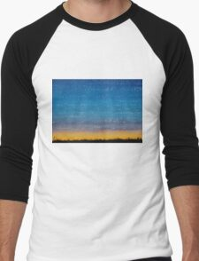 Western Stars original painting Men's Baseball ¾ T-Shirt