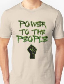 Power to the People! T-Shirt