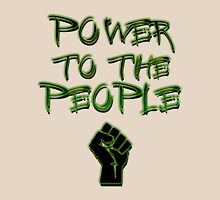 Power to the People! Unisex T-Shirt