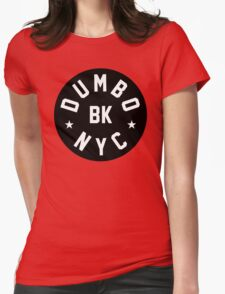DUMBO, Brooklyn - NYC Womens Fitted T-Shirt