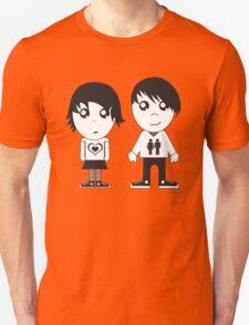 Little Lovers - When we were YOUNG !!! - By D.C aRT Unisex T-Shirt