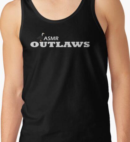 ASMR Outlaws Tank (White Logo) Tank Top
