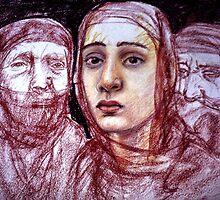Three Women by Kate Trenerry