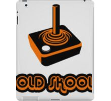 Old skool iPad Case/Skin