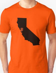 San Francisco Giants - California T-Shirt
