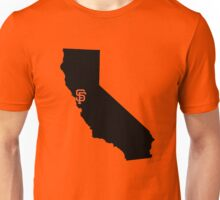 San Francisco Giants - California Unisex T-Shirt