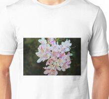 Bicolor Azaleas Unisex T-Shirt