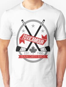 ToxicAmour Hockey T-Shirt