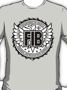 FIB - Federal Investigation Bureau T-Shirt
