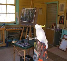 The Artist's Assistant! by Lynda Robinson