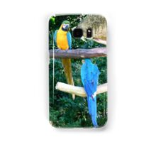 Artistic Gymnastics on Uneven Bars. Samsung Galaxy Case/Skin