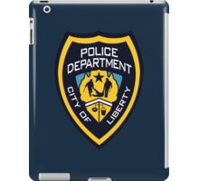 LCPD - Liberty City Police Department iPad Case/Skin