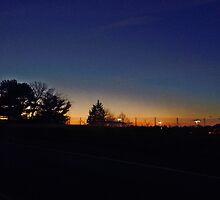 Ominous Horizon by NightCreek