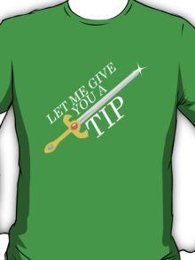 Let Me Give You a Tip - Super Smash Bros. [Fire Emblem] T-Shirt