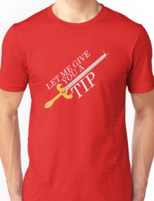 Let Me Give You a Tip - Super Smash Bros. [Fire Emblem] Unisex T-Shirt