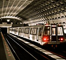 D.C. Metro by Dave Parrish