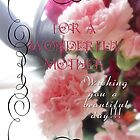 Mother's day card by vigor