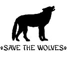 Save the Wolves by 321Outright