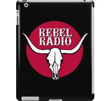 Rebel Radio iPad Case/Skin