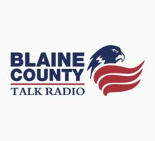 Blaine County Talk Radio by Iconic-Images