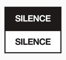 SILENCE by cybergold