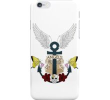 Angels Will Guide Us Home iPhone Case/Skin