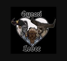 Qunari Lover (black) Unisex T-Shirt