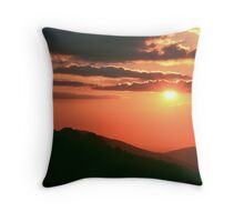 HILLS OF THE EVERLASTING Throw Pillow