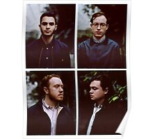 Bombay Bicycle Club Poster
