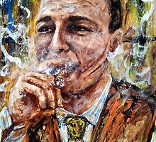 Al Capone by amoxes