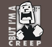 Creep Mens V-Neck T-Shirt