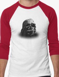 Darth Vader's Ruined Helmet Men's Baseball ¾ T-Shirt