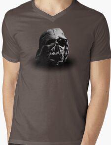 Darth Vader's Ruined Helmet Mens V-Neck T-Shirt