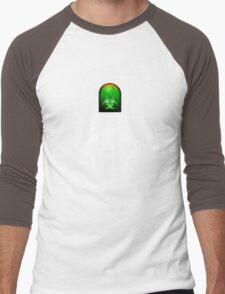 Killbot 03: Bitter Pill Deluxe Men's Baseball ¾ T-Shirt