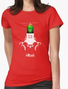 Killbot 03: Bitter Pill Deluxe Womens Fitted T-Shirt