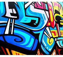 graffiti 1 Photographic Print