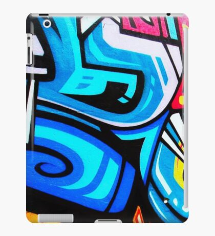 graffiti 1 iPad Case/Skin