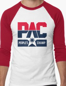 PAC People's Champ Dream Team by AiReal Men's Baseball ¾ T-Shirt