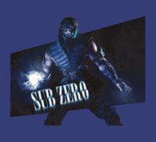 Mortal Kombat - Sub-Zero by damianchan