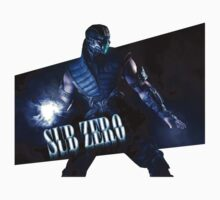 Mortal Kombat - Sub-Zero One Piece - Short Sleeve