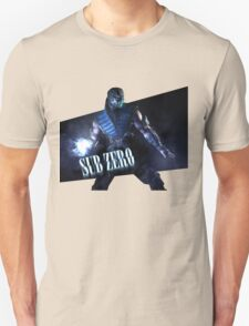 Mortal Kombat - Sub-Zero T-Shirt