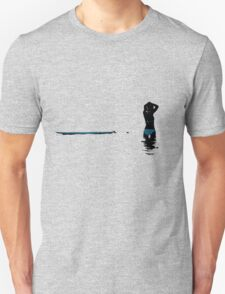 surfer in water T-Shirt