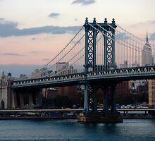 New York, New York by Faith Inman