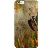 """Floyd the Bug"".....On Sinton Pond in Colorado Springs iPhone Case/Skin"