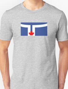 Flag of Toronto  Unisex T-Shirt