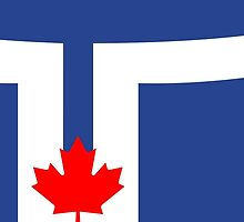 Flag of Toronto  by abbeyz71